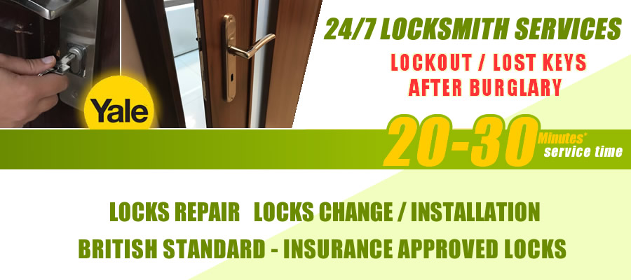 Bow Common locksmith services